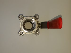 Distributor Ball Valve